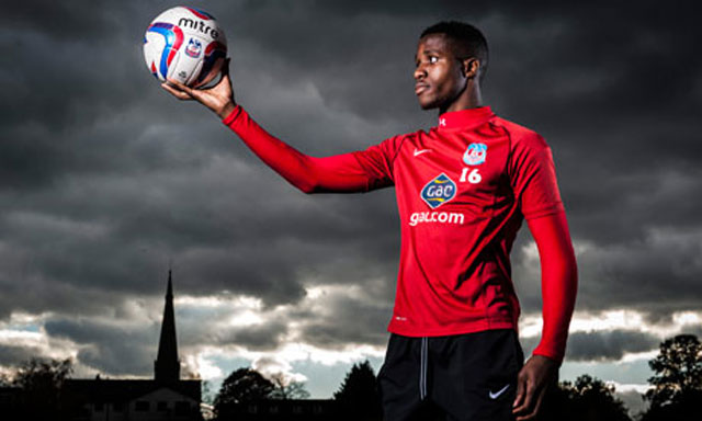 Wilfried Zaha, can he be the new Gervinho?
