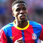Zaha makes England debut with his allegiance still in question