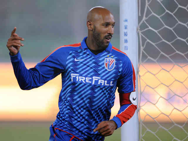 Will Nicolas Anelka leave the Far East and come to England to guide the team of Queens Park Rangers
