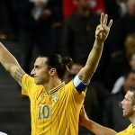 Sweden Zlatan Ibrahimovic sick 30 yards bicycle kick goal against England