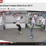 Football Madness – Watch the video of some of the best football skills around