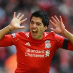 The in form Luis Suarez could leave as soon as the winter window