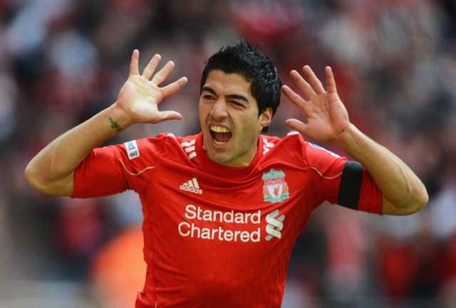 The inform Luis Suarez is City bound?