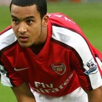 Theo Walcott, the odd man out.