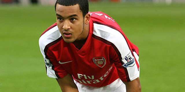 Theo Walcott odd man out