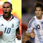 Zidane or Messi
