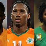 African Footballer of the Year: the Three Nominees