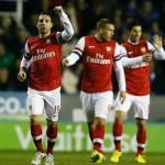 Reading 2 : 5 Arsenal Highlights