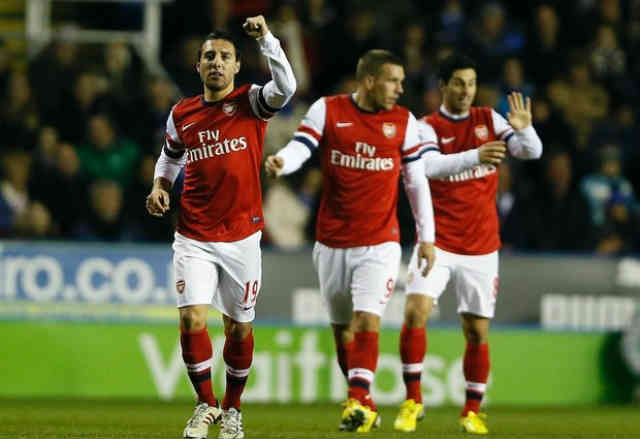 Arsenal came back from their humbling defeat to Bradford in stunning style