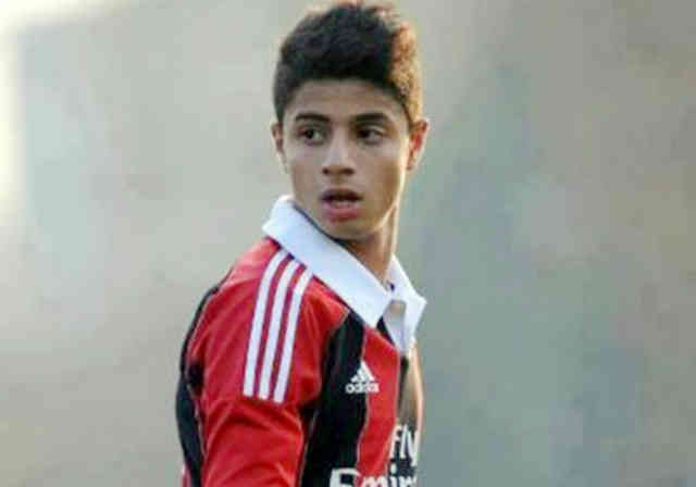 Hachim Mastour the new Messi in the making in Italy, AC Milan.
