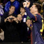 Valladolid 1 : 3 Barcelona Highlights