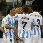 Malaga 4 : 0 Granada Highlights