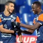 Montpellier 3 : 0 Ajaccio Highlights