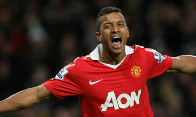 Nani could be leaving Manchester United and be joining the Arsenal team