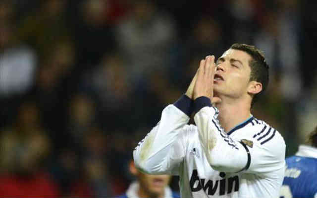 Real Madrid in massive shock of getting a draw