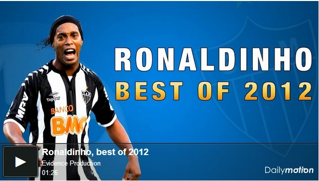 Ronaldinho best of 2012
