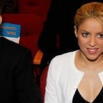 Shakira, the colombian singer and Gerard Piqué the spanish footballer have been posting intimate pictures on Twitter, including an ultrasound of their baby