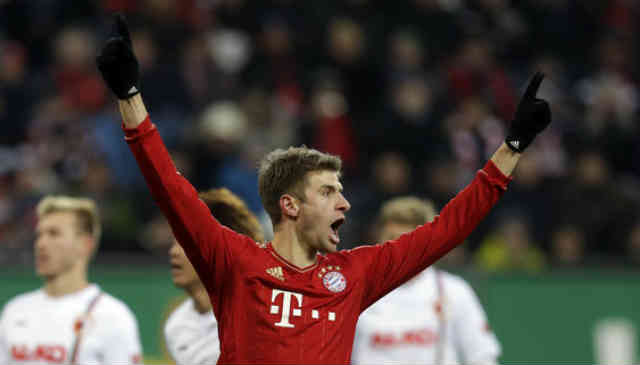 The Bundesliga's bottom side put in a plucky performance, with the 2-0 scoreline somewhat flattering Bayern