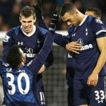 Fulham 0 : 3 Tottenham Hotspur Highlights
