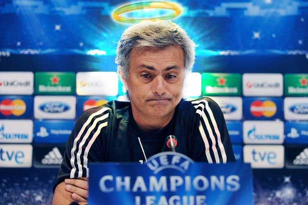 Jose Mourinho in a win or bust situation
