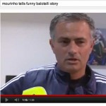 Mourinho tells funny Balotelli story – Video