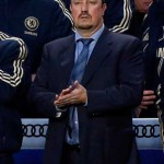 Rafael Benitez Already under pressure at Chelsea