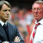 Sir Alex Ferguson vs Mancini