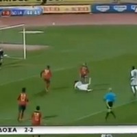 AMAZING Flying BACKHEEL GOAL Ricardo Fernandes Doxa vs Alki 2-2 CYPRUS: First Division 28/1/2