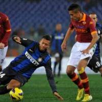 AS Roma draw with Inter Milan