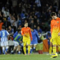 After four years Real Sociedad beat Barcelona