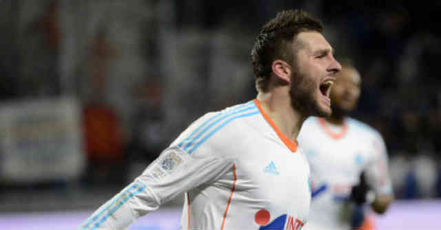 Andre Pierre Gignac secured his team with the final goal in the last seconds of the match