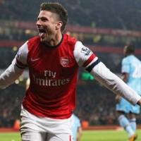 Arsenal 5 : 1 West Ham United Highlights