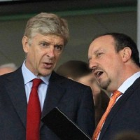 Arsenal manager Arsene Wenger admits he feels sympathy towards Chelsea boss Rafael Benitez.