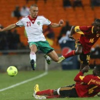 As South Africa and Cape Verde draw in their opening match so as well with Angola and Morocco