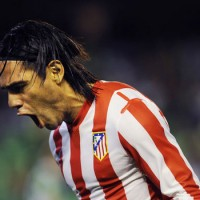 Atletico Madrid 2-0 Real Betis- Radamel Falcao strikes again
