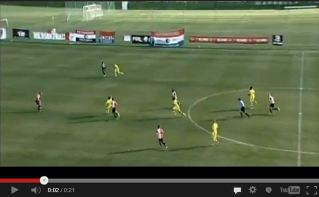 Carlos Bacca scores 40-yard spin and volley goal