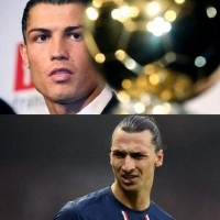 Ballon d'Or:Ibrahimovic criticizes Ronaldo