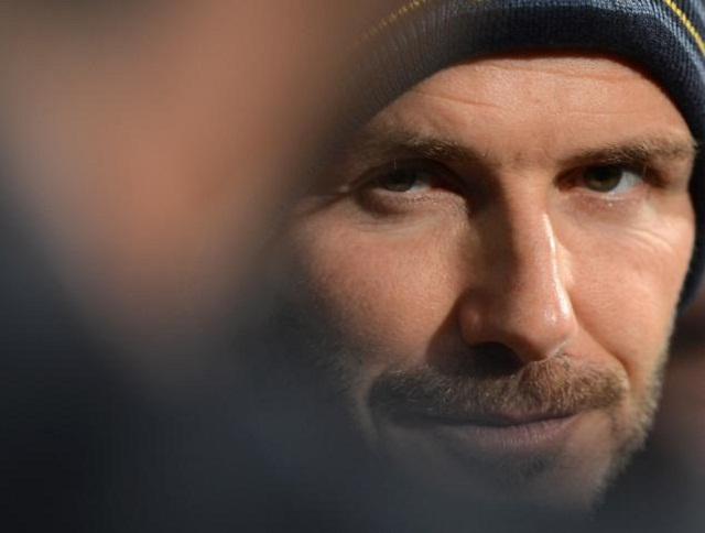 David Beckham is on his way to France to complete the formalities of a move to Paris St Germain. It's nearly done.