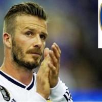 David Beckham to train with Arsenal.