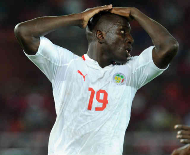 Demba Ba new that he didn't find luck with Senegal in the last African Cup of Nations but with the managment they battle for their place in the African Cup of Nations 2015