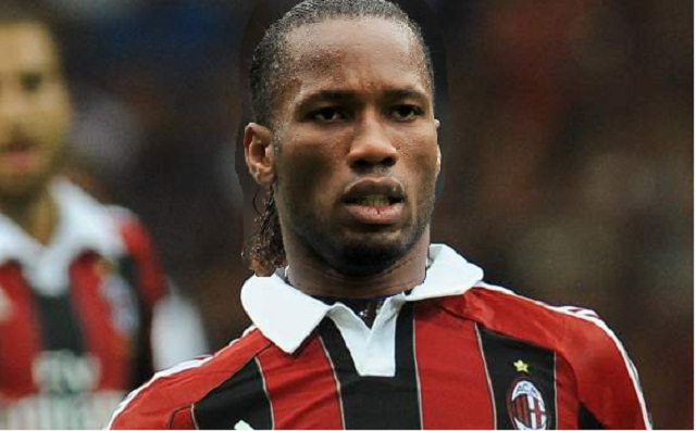 Didier Drogba could agree a move to AC Milan
