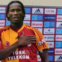 Didier Drogba has now joined the Turkish team of Galatasaray