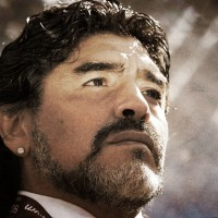 The Dramatic and Picturesque Life of Diego Maradona,the Greatest Football Player in History