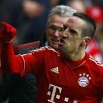 Franck Ribery named best player of Bundesliga!