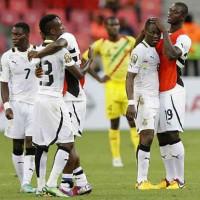 Ghana 1 : 0 Mali Highlights