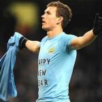 Manchester City 3 : 0 Stoke City Highlights