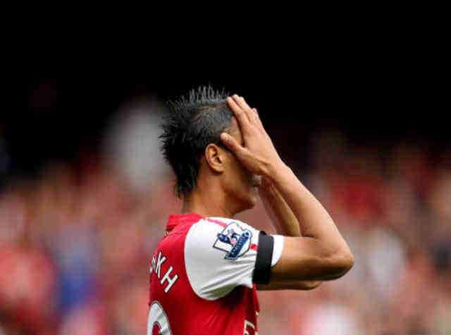 It has been shown that the Moroccan,  Marouane Chamakh could be set on loan to West ham