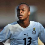 Andre Ayew will not go to the African Cup of Nations 2013