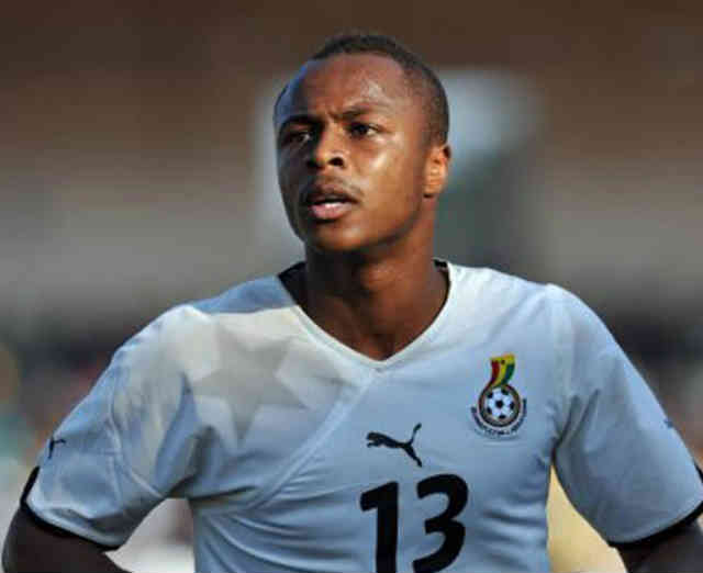 It looks like Andre Ayew will not be joining his country because of injury at the African Cup of Nations 2013