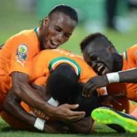 Ivory Coast 3 : 0 Tunisia Highlights